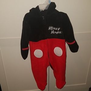 Baby Mickey Mouse onepiece